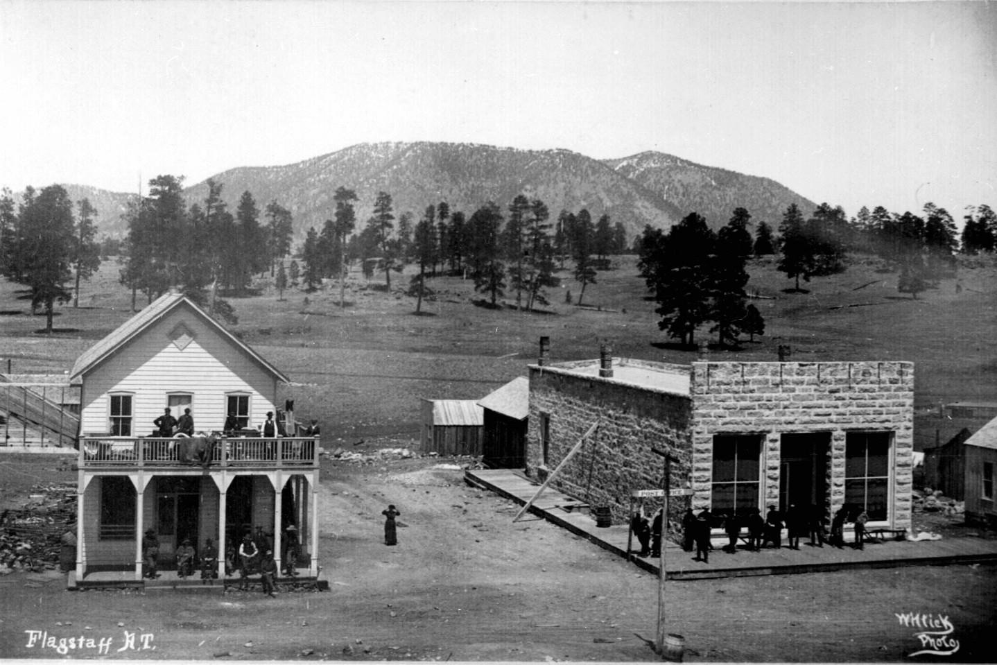 Historic Flagstaff AZ